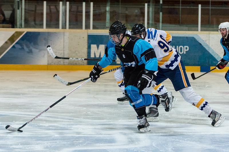 ZSHL Playoff 2016 - Die Shocking Blues gewinnen das ZSHL Playofffinal gegen den HC88 Baar 5:1.