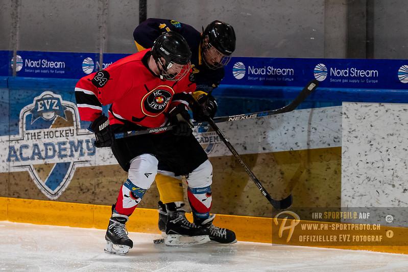 ZSHL - Playoff Viertelfinal - 18/19: HC88 Baar - HC Siebnen - 24-03-2019