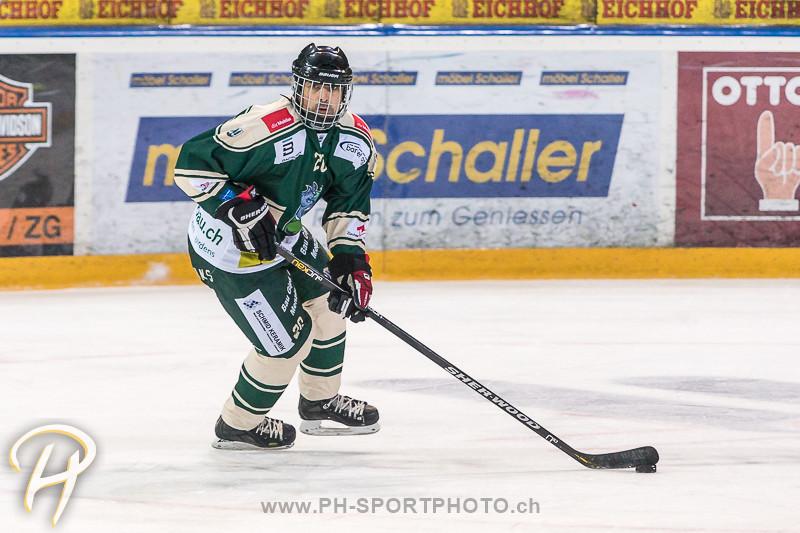 ZSHL: Greenhorns Menzingen - HC 88 Baar - 8:3