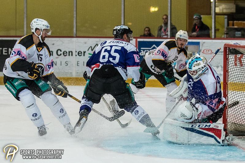 Swiss Ice Hockey Cup 1/16-Final: EHC Seewen - HC Lugano - 1:9