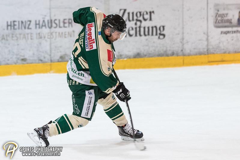 ZSHL: Greenhorns Menzingen - HC 88 Baar - 10:5