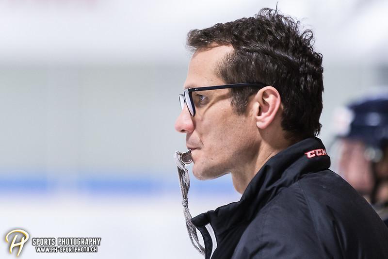 Finalissima Scuol: EVZ Novizen Elite Eistraining