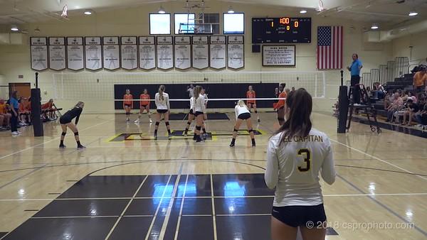 9-19-18 ECHS vs Valhalla