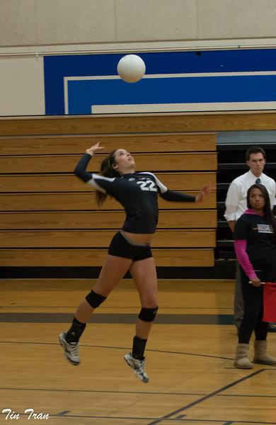 El Dorado HS Ladies Cougar Volley Ball - 2011