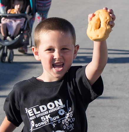 Eldon Police Officers Assoc. Doughnut 5K Run/Walk 2017