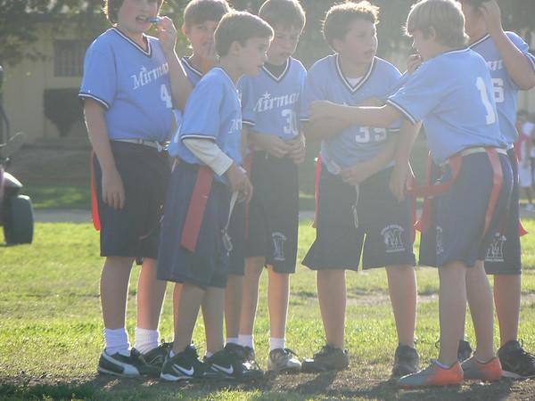 Eliezer's Football Game