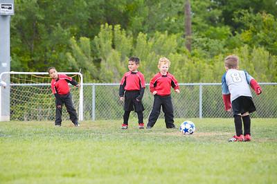 Elijah\'s soccer game