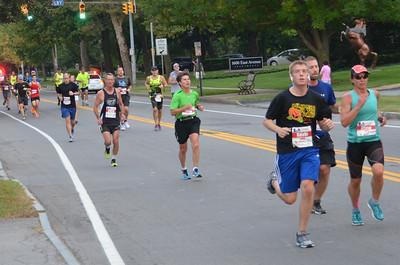 Elissa 1/2 marathon 9/2014
