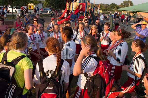 Elite Girls U16 Schaumburg Tournament