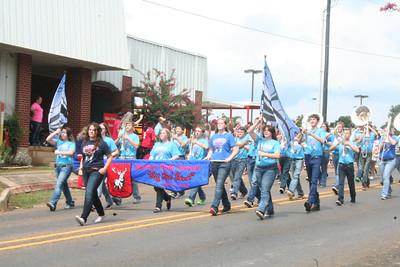 Elkhart Homecoming Parade and Pep Rally
