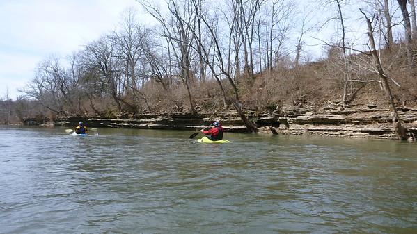 Elkhorn Creek, Cincypaddlers '15