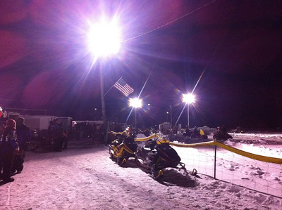 elkton snow mobile races 1_22_11