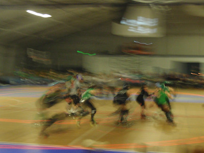 Emerald City Roller Derby bout