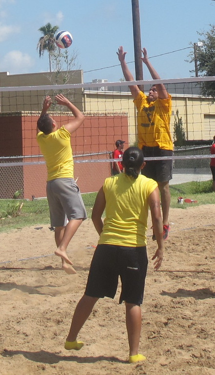 Employee Volleyball Tournament