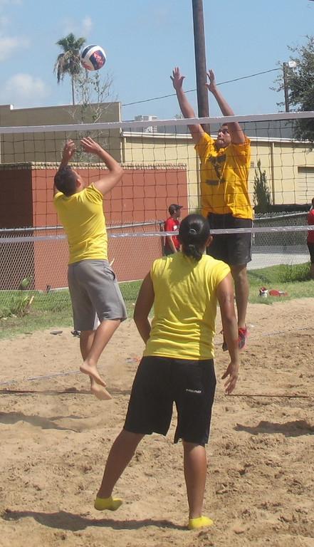 Employee Volleyball Tournament