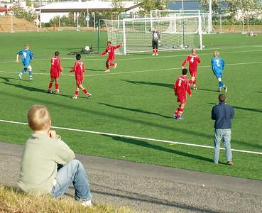 Grótta - Africa United