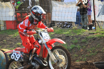 Enduro Motocross @ The Sand Box