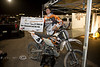 Rekluse Cluthes Awarded Geoff Aaron with a Thousand Dollars during the Endurocross Finals in Las Vegas - Photo by Pat Bonish