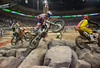The Boulders gave everyone trouble in the Endurocross Finals - Photo by Pat Bonish