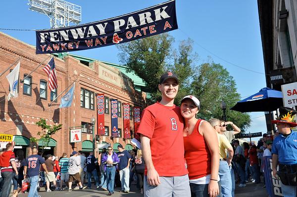 Engagement Game, Sox vs. Rangers 6/6/09