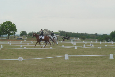 Verden, OK Eventing - May 7, 2005