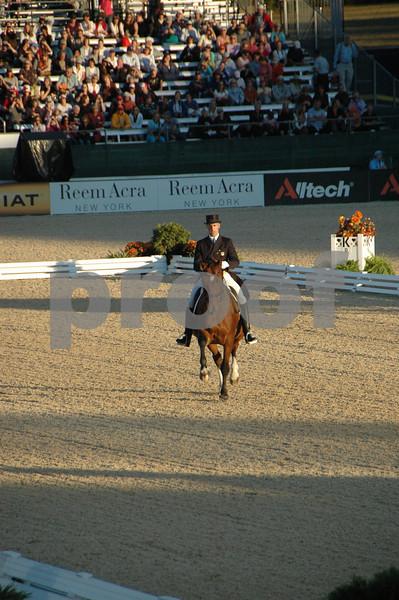 2010 World Equestrian Games Dressage Freestyle