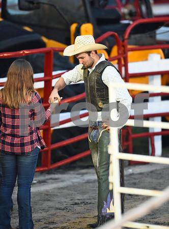 2016 Walterboro Rodeo - Friday