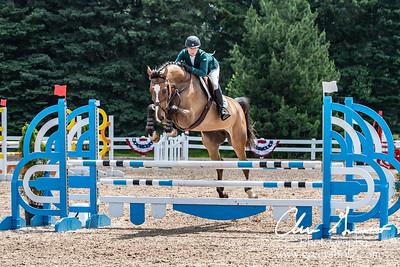 Deborah Imperatore - Lake Placid Horse Show 2018-5476