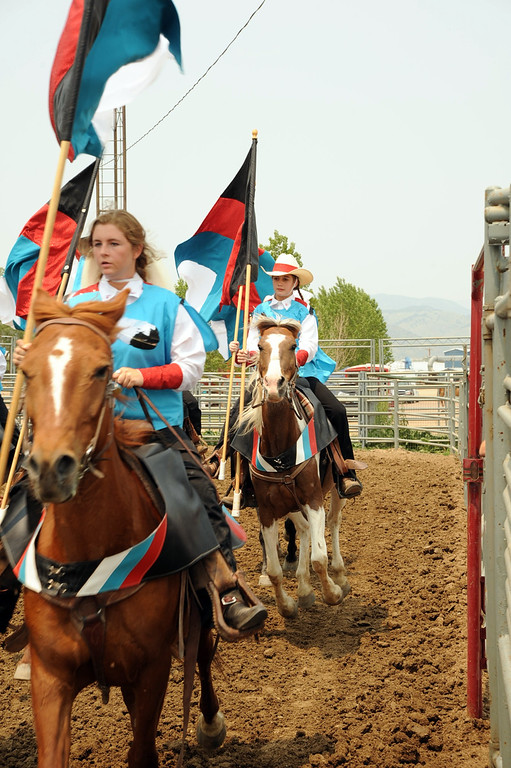 2011 Nighthorse Rangers at Interclub
