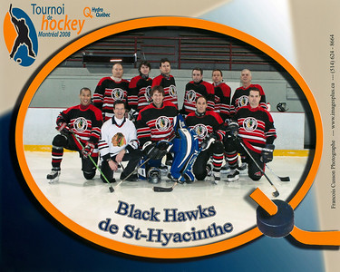 2008 - Tournoi HQ - Pierrefonds - Black Hawks de Ste-Hyacinthe