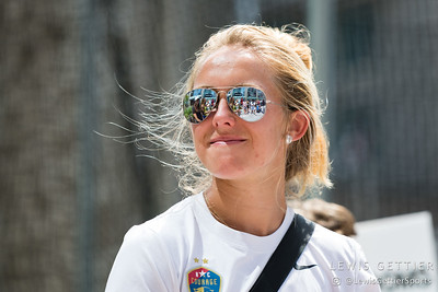 Downtown Summer Soccer Pop-up Media Day