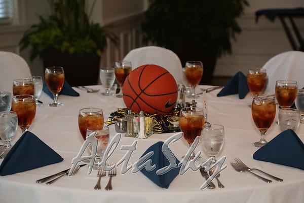 UNCG MEN'S BASKETBALL DINNER  03-14-2016