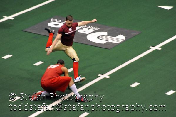 02-25-2012 Everett Raptors at Tri-City Fever