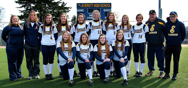 Everett Varsity-Coaches 2013