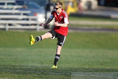 041115 Evolution U14 Elite vs Madison Black