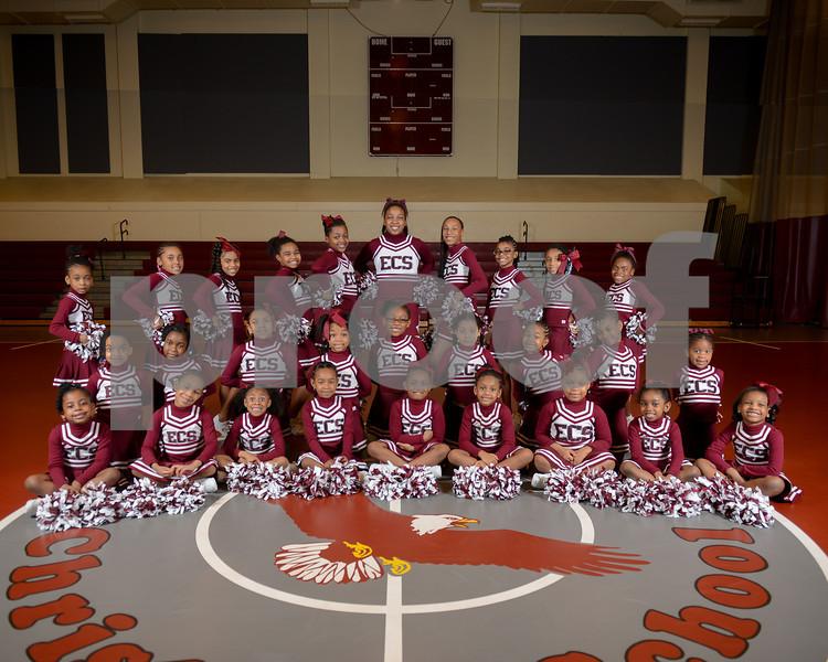 ECS Cheerleader Team Photo-1