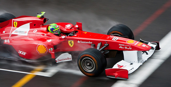 F1 Qualifying Spa 2011