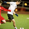 S1104SOCCER4.jpg S1104SOCCER4<br />  Fairview's # 10, Darragh O'Neill<br /> <br /> Photo by: Jonathan Castner