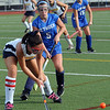 CARL RUSSO/Staff photo. Andover defeated Methuen 5-0 in field hockey action Monday afternoon. 9/9/2013.