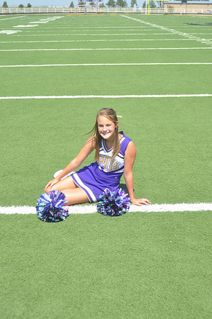 FB & cheer 2012
