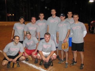 FBC Mountain Park Softball 3.27.08