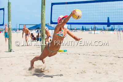 FBVT Beach Volleyball Tournament, Fort Lauderdale, Florida,  May 2nd, 2015