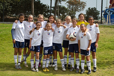FC Long Beach Team Pictures