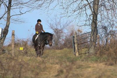 FFA & WLHF Hunter Pace at Anderson Farm