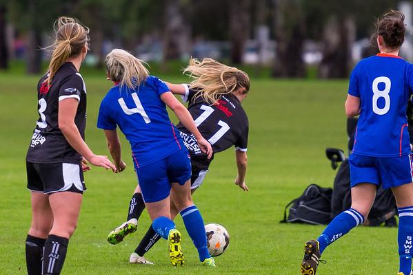 FFSA 2014 Women's Premier League Round 11