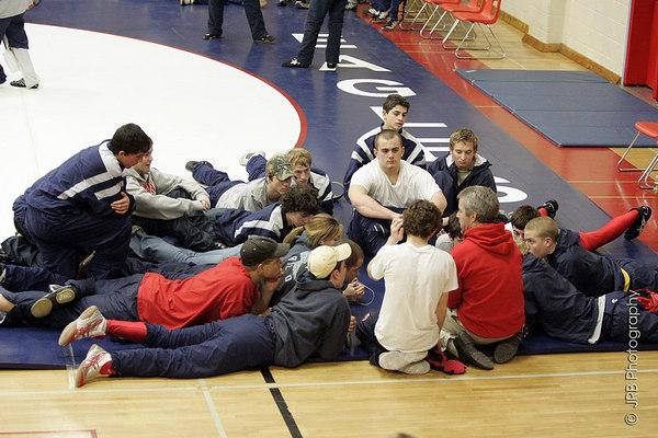 FHS Boys Varsity Wrestling 2006