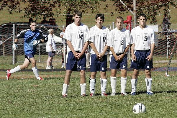 FHS Varsity Soccer 2005