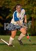 BHS #13 (Midfielder) Rachael Popovic. Photo by Kathy Lesitner