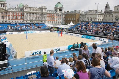Visa FIVB Beach Volleyball General Scenes