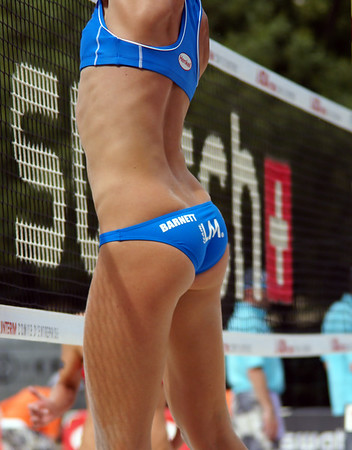 Paris Grand Slam 2007 - FIVB Beach Volleyball - Portraits
